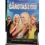 Dvd Box As Garotas Da Mansão Playboy - 1ª Primeira Temporada