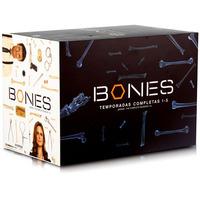 Box Dvd Série: Bones 1ª A 5ª Temporadas Completas - 29 Dvds!
