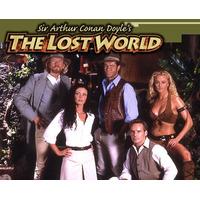 O Mundo Perdido - The Lost World - Série Dublada E Completa