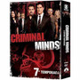 Dvd - Box Criminal Minds - 7ª Temporada Completa - 6 Dvds