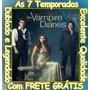 Serie The Vampire Diaries 1ª A 7ª Temporada Frete Grátis