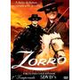 Zorro Série Clássica Box 5 Dvds Seg. Temp. - Frete Grátis -