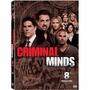 Criminal Minds - 8ª Temporada Completa (lacrado)