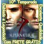 Sobrenatural Supernatural 10ª Temporada Completa Dublada