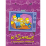 Dvd Box Simpsons 3ª Temporada. Novo.