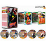 Box De Dvd Naruto Clássico Dublado Completo