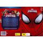 Ultimate Spider-man - 1ª A 3ª Temporada Dublado Dvd