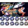Cavaleiros Do Zodiaco Completo,todas As Sagas 38 Dvds