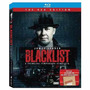 Blu-ray The Blacklist - 1ª Temporada (6 Discos) - Lacrado