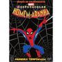 Homem Aranha- Animação- 1ª Temporada Completa- 4 Dvds Slin