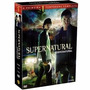 Dvd - Box Supernatural: Sobrenatural: 1ª Temporada - 6 Disco