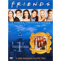 Friends 1ª Temporada Box C/ 4 Dvds Digipack Lacrado Original