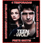 Teen Wolf 1ª 2ª 3ª E 4ª Temporada Completa Com Frete Grátis