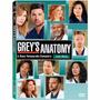 Box Dvd Greys Anatomy 9ª Temporada Original E Lacrado