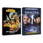Dvd Galactica 1978 E 1980 - Dublado E Legendado