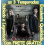 Serie The Originals (os Originais) 1ª 2ª E 3ª Temporadas