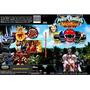 Dvd Power Ranger Força Animal - Completo