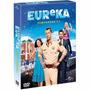Eureka - 3ª Temporada Completa - Volume 1 (lacrado)