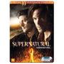 Supernatural - 10ª Temporada 6 Dvds Original Lacrado