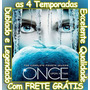 Once Upon A Time 1ª Até 4ª Temporada Completas