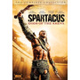 Novo Blu-ray Box Spartacus Gods Of The Arena 3 Dvds