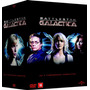 Box Dvd Battlestar Galactica - A Coleçao Completa Original