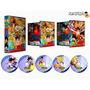 Box De Dvd Dragon Ball Z Coleção Com Todos Os Filmes
