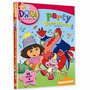 Dvd Dora Aventureira - Party Super Divertida! - Seminovo