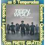 Teen Wolf 1ª A 5ª Temporada Completas Com Frete Grátis