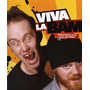 Dvd Viva La Bam 2ª E 3ª Temporada + Disco Extras Original