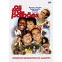 Dvd Box Os Trapalhões - Momentos Inesquecíveis Do Quarteto