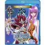 Blu-ray: Os Cavaleiros Do Zodíaco - Saga Ômega Cdz Volume 1