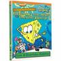 Dvd Bob Esponja E Seus Amigos Em Confusões Aquáticas Usado