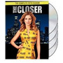 Dvd The Closer - 5ª Quinta Temporada - Legendas Em Português