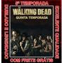 Serie The Walking Dead (5ª Temporada) Completa +frete Grátis