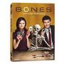 Dvd Bones - 3ª Temporada 4 Dvds Original Semi Novo