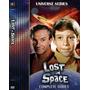 Dvd Perdidos No Espaço - A Série Completa E Dublada