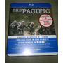 Blu-ray The Pacific (6 Discos) (lata) (lacrado)