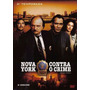Nova York Contra O Crime 4ª Temp Box C/ 8 Dvds Original Novo