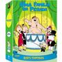 Box Uma Família Da Pesada - 5ª Temporada -3 Dvds- Family Guy