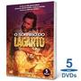 Dvds O Sorriso Do Lagarto - 5 Discos