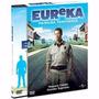 Dvd Eureka - 1ª Temporada (4 Dvds) Original Semi Novo