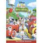 Dvd O Rally Do Mickey A Casa Do Mickey Mouse Da Disney Orig.