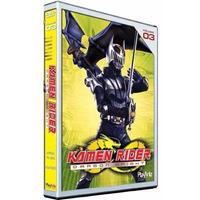 Dvd Kamen Rider - Dragon Knight - Vol. 3 Original Semi Novo