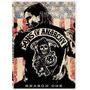 Dvd Sons Of Anarchy - 1ª Primeira Temporada - Leg Em Pt