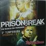 Dvd Prison Break 3 ° Temporada - Ep. 1 E 2 - Frete Gratis