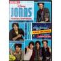Dvd Jonas Brothers - 1 Temporada Vol 1 + Camiseta Exclusiva