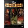 Box Dvd Trilogia Piratas Do Caribe: Edição De Colecionador -