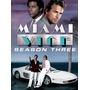 Dvd Miami Vice 3ª Terceira Temporada Legendas Em Pt