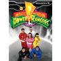 Power Ranger Temporadas 1 2 3 + No Espaço + Galaxya Perdida